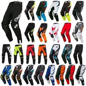 Courageux Oneal élément Mayhem Hardwear Pants Pantalon Mx Dh Fr Moto Cross Enduro Mtb Moto-afficher Le Titre D'origine
