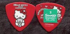 HELLO KITTY Authentic Sanrio Guitar Pick!!! trademark #3