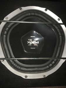 Superb Car Bluetooth Stereo Speakers Subwoofer And Wiring Sony Xplod Wiring 101 Olytiaxxcnl