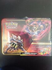 Pokemon TCG Collectors Chest OVP 2017 Motiv Solgaleo and Lunala (englisch) TIN!