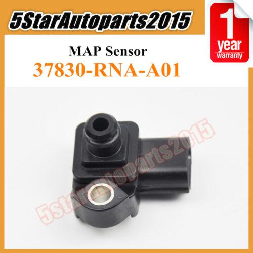 MAP Sensor 37830-RNA-A01 079800-7590 for Honda Accord Civic Acura ILX MDX RDX