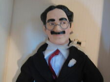 "Effanbee Groucho Marx Man Doll 1983 Mint in Box16"" Tall"