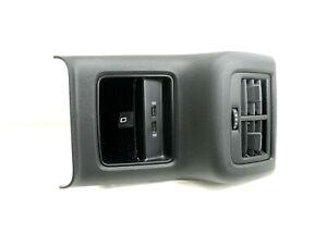 575864298E-Abdeckung-Mittelkonsole-Seat-Ateca-Cupra-2x-USB-Net-5Q0035726L