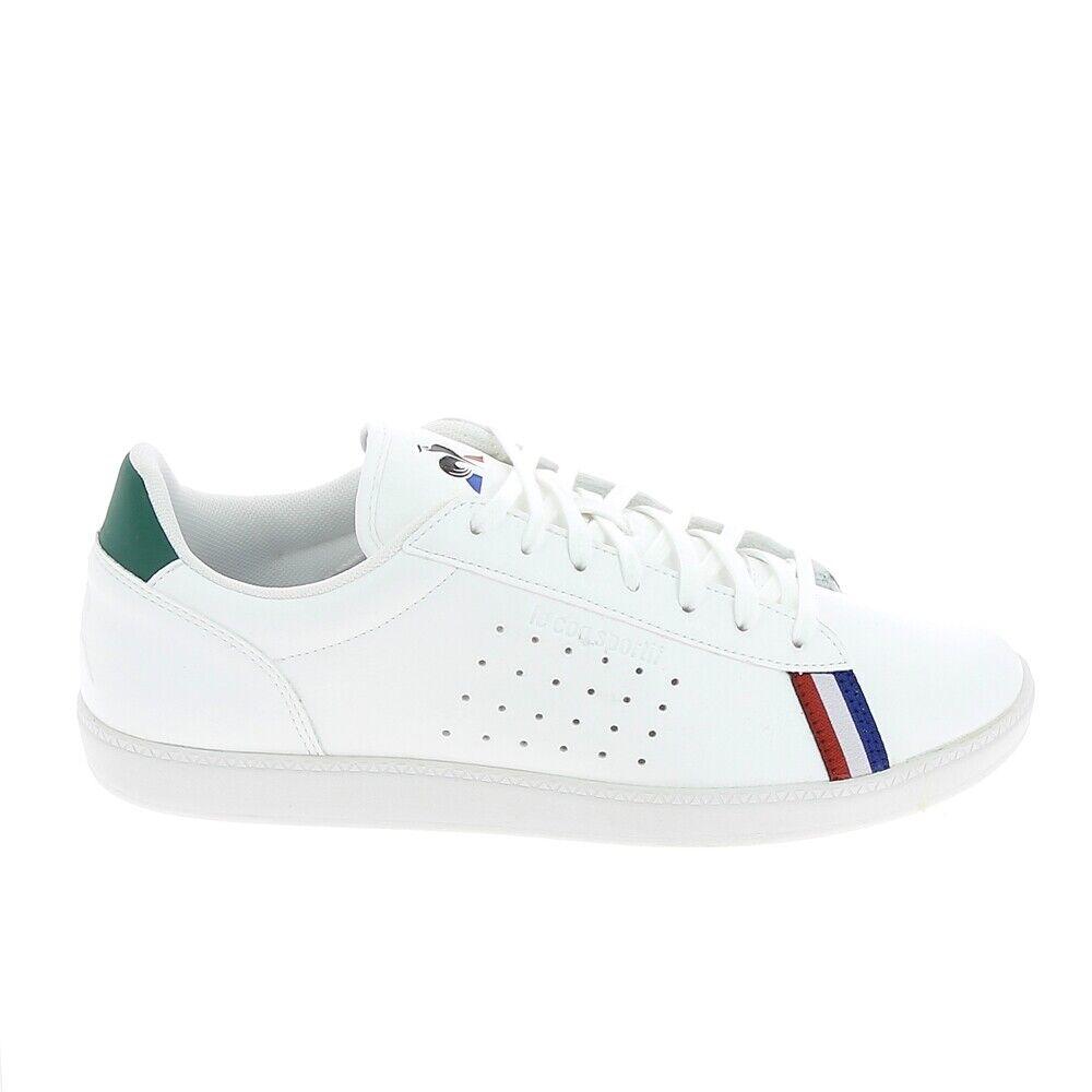Le Coq Sportif Courtstar White Green