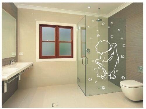 PD199 Large Children Bathroom Wall Art Decal//Wall Stickers//Wall Decal Sticker