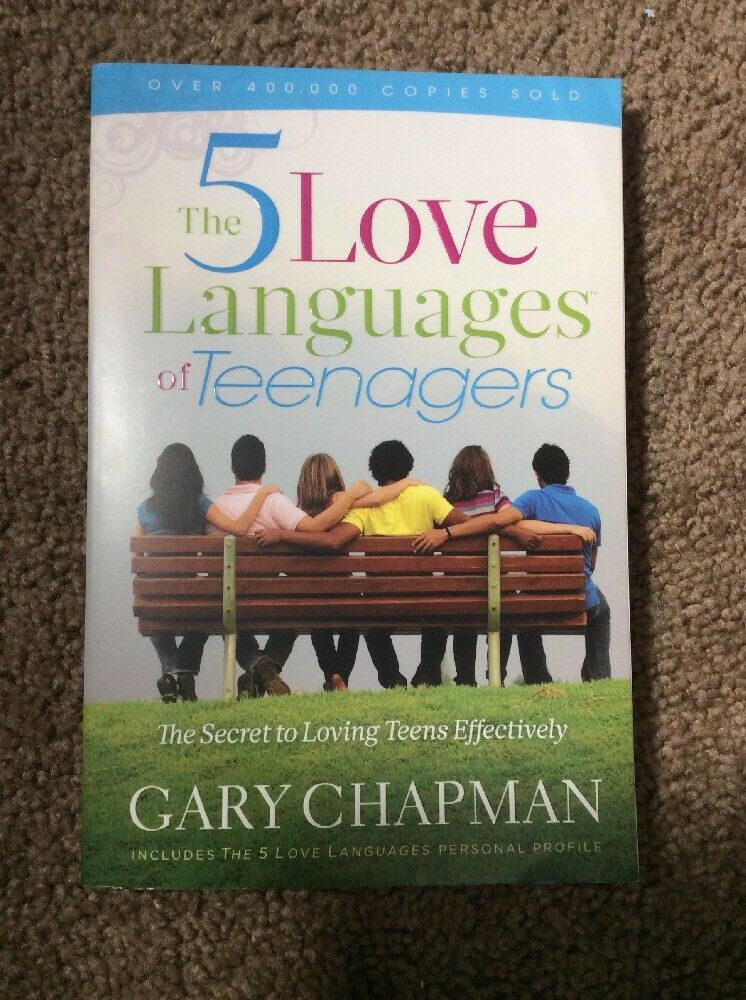 The 5 Love Languages Ofagers The Secret To Lovings Effectively By Gary Chapman 2010 Paperback New Edition Ebay