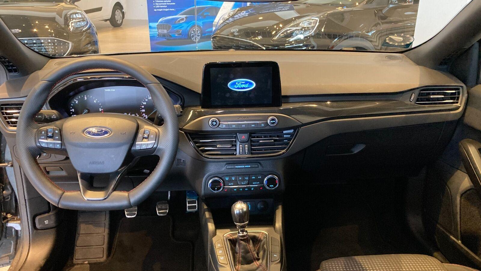 Ford Focus 1,5 EcoBlue ST-Line Business stc. - billede 9