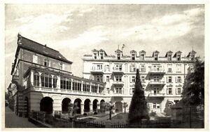 BOZEN-Bolzano-Dolomiti-Suedtirol-1940-Hotel-Grifone-Greif-alte-Postkarte-Italien