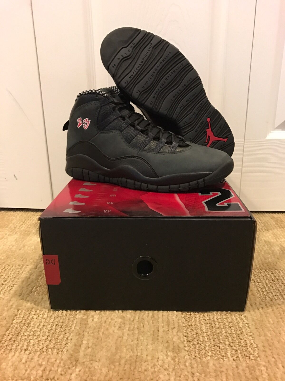 Jordan X Shadow CDP 10.5 DS Countdown Pack 10 XI Space Jam