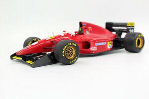 Ferrari 412 T1 #28 G.Berger 1994 - 1:18 GP Replicas lim.500 Stk