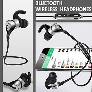 Bluetooth-4-1-sans-Fil-Stereo-Impermeable-Casque-Ecouteurs-pour-Huawei-Y9-2019