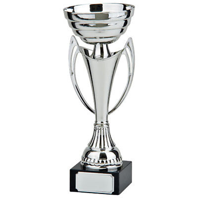 Silver//Gold Everest Series Metal Cup 5 sizes Trophies Cups FREE Engraving