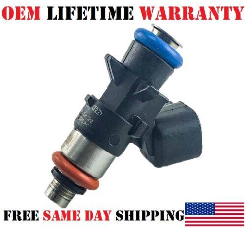 2011-17 Dodge Grand Caravan 3.6L V6// Reman x1 OEM Bosch Fuel Injector 0280158233