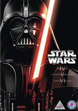 STAR WARS - ORIGINALS TRILOGY - DVD - REGION 2 UK