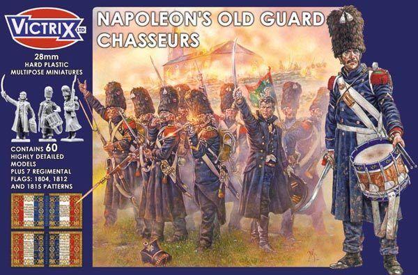 Mit 28mm vx0011 napoleons alte garde chasseurs   vx0011 28mm 221f00