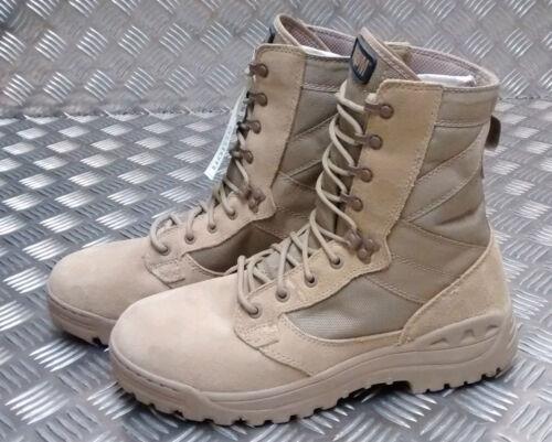 Patrol Combat Amazon 5 Boots Genuine British Army Issue Magnum Desert Assault