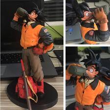 "Dragon Ball Z Tenkaichi3 Son Goku Drinking Ver 7.87"" Anime Figure Figurine NB"