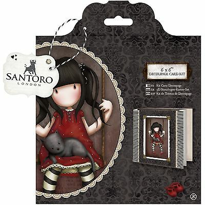 SANTORO GORJUSS COLLECTION 2015 STAMPS PAPER PACKS DECOUPAGE EMBELLISHMENTS