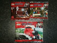 LEGO  Harry Potter Collection - 30110, 30111 + 40028. New and sealed