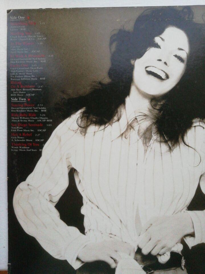 LP, Barbi Benton, Something New