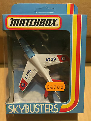 Matchbox Skybusters Series Vintage 1981 New Nr 4
