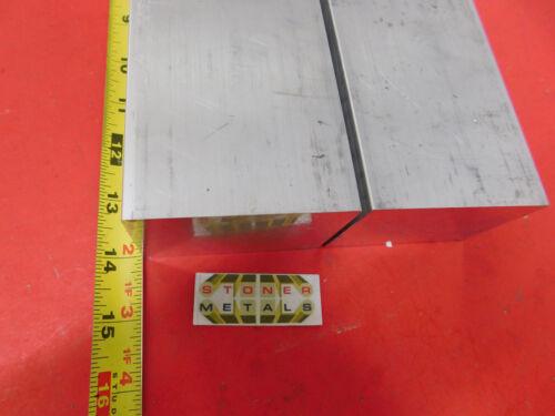 "2 Pieces 2-1//2/"" X 3/"" ALUMINUM 6061 FLAT BAR 14/"" Long Solid Plate Mill Stock 2.50"