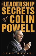The Leadership Secrets of Colin Powell Harari, Oren Paperback