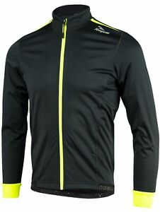 Herren Fahrradjacke Winter Thermo Warmer Mantel winddicht Langarm Top
