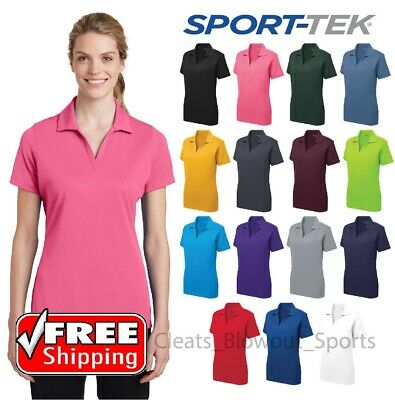 Sport Tek Womens Lst640 Golf Polo Breathable Dri Fit Performance Top Shirt Ebay A wide variety of sports tek shirts options are available to you, such as feature, technics, and material. sport tek womens lst640 golf polo breathable dri fit performance top shirt ebay
