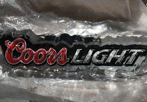 Coors-Light-Silver-Door-Acrylic-Door-Handle