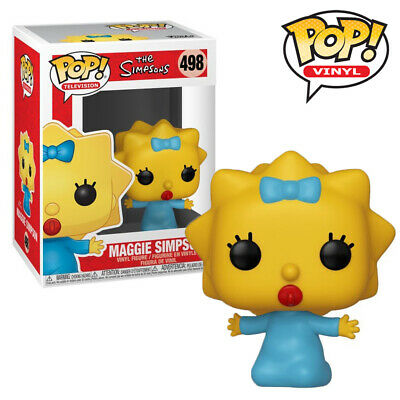 Simpsons Maggie pop vinyl funko UK SELLER