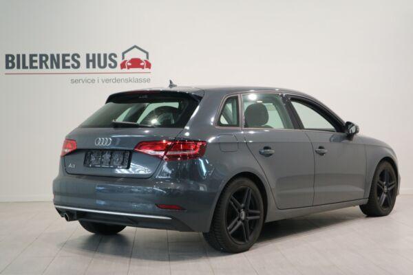 Audi A3 1,6 TDi 110 Sport Sportback - billede 1