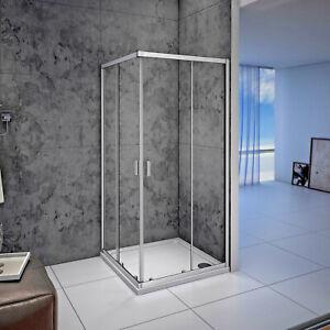 Puertas Correderas Mamparas De Ducha.Detalles De Mampara De Ducha De Puertas Correderas Apertura Central