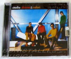 STADIO-DONNE-amp-COLORI-CD-Sigillato