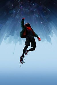 "Spider-Man into the Spider-Verse poster decor photo print 16x24 24x36/"" 20x30"
