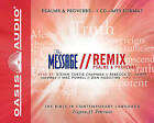 Message Remix Psalms & Proverbs-MS  : The Bible in Contemporary Language by Eugene H Peterson (CD-Audio)