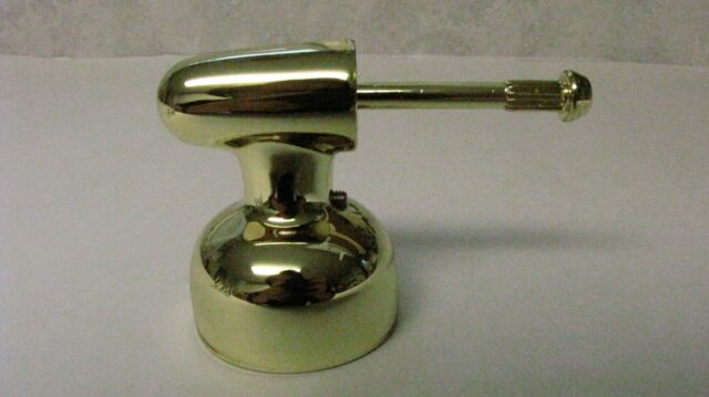 Brass Handle for 1300//1400 Series T//S Faucets NEW DELTA Faucet H72PB Single Pol