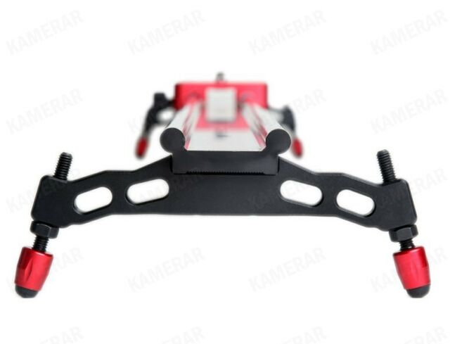 "Kamerar Camera Video Slider Glide Rail Track Stabilizer 120cm/47"" fr Canon Nikon"