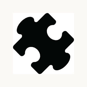PUZZLE-PIECE-Sticker-Fun-Car-Vinyl-Window-Decal-Laptop-Jigsaw-Solve-Mystery-Icon