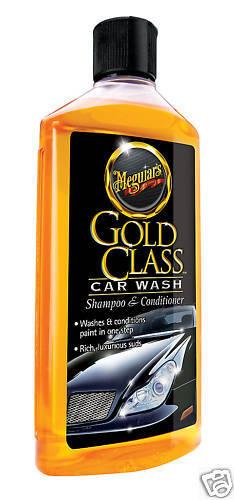 Meguiars Gold Class champú y acondicionador Distribuidor Especializado