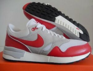 80541ada4d1 NIKE AIR ODYSSEY UNIVERSITY RED WHITE SAIL GREY OG COLOR MAX 1 ...