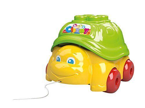 Clementoni Clemmy Bausteine Babyspielzeug Bauklötze Geschicklichkeit Spielzeug