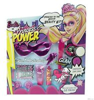 Barbie Princess Power Princess To The Rescue Beauty Kit Ka-bling Edition Pink