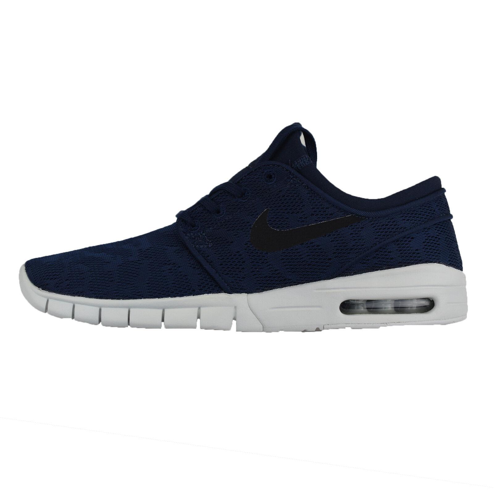 Nike Zoom Stefan Janoski MAX 631303-404 Skateboard Lifestyle Schuh Sneaker