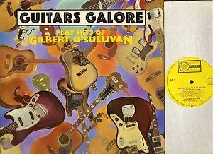 Guitarras-Galore-jugar-el-hits-de-Gilbert-O-039-Sullivan-DJB-26046-Reino-Unido-LP-EX-EX-PS