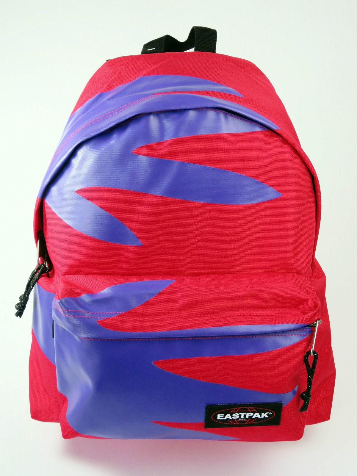 prezzo ragionevole Zaino Scuola EASTPAK EK620 PADDED PAK'R 73M Don't Don't Don't let go RED  marchio famoso