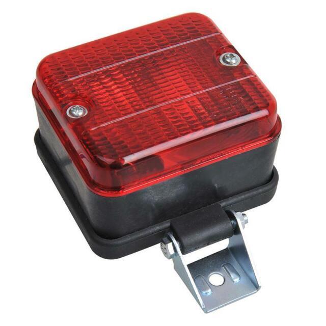 Anschlusskabel und Halterung Lampe Anhänger rot Nebelschlussleuchte inkl
