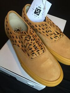 5e042f7142 Vans Syndicate Wtaps Yellow Wings Authentic 9.5 Rare Sk8 Vtg Box ...