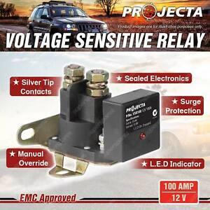 Projecta 12 Volt 100AMP Voltage Dual Battery Isolator Sensitive Relay