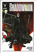 SHADOWMAN # 0 (Valiant Comics, Cover A, MAR 2013), NM